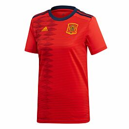 Spain Home Womens Jersey 2019 2020
