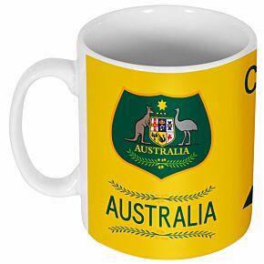 Australia Cahill 4 Team Mug