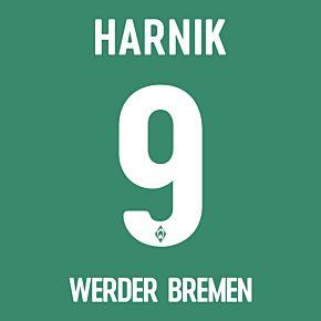 Harnik 9 (Official Printing)