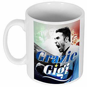 Grazie Gigi Buffon Mug