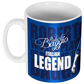 Roberto Baggio Legend Mug
