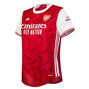 20-21 Arsenal Home Womens Shirt