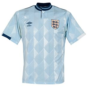 Umbro England 1987-1988 3rd Shirt - USED Condition (Great) - Extremely Rare - Size M