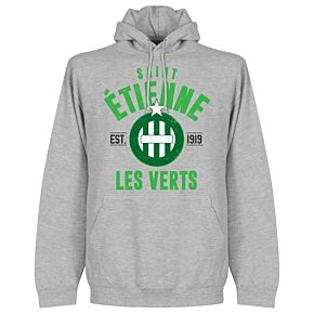 Etienne Established Hoodie - Grey