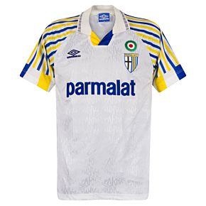 Umbro Parma AC 1991-1993 Home Shirt - USED Condition (Excellent) - Size Large
