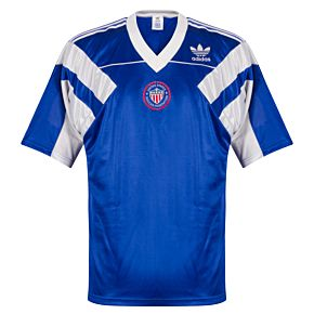 adidas USA 1990-1992 Away - USED Condition (Great) - Very Rare - Size S