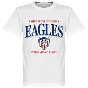 USA Rugby Tee - White