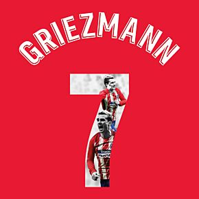 Griezmann 7 (Gallery Style)
