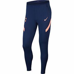 20-21 Tottenham Vaporknit Strike Pants - Blue