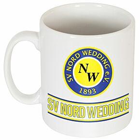 SV Nord Wedding Team Mug