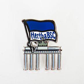 Hertha Berlin Crest Pin Badge