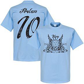 Diego Forlan Uruguay T-shirt