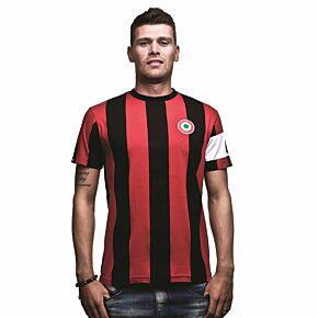 COPA Milan Capitano Tee - Red/Black