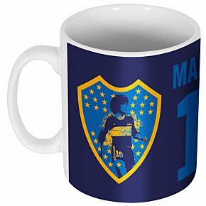 Boca Juniors Maradona Mug