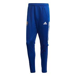 20-21 Boca Juniors Training Pants - Blue