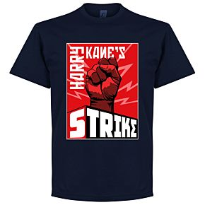 Harry Kane's Strike Tee - Navy