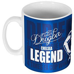 Didier Drogba Legend Mug