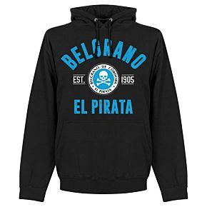 Belgrano Cordoba Established Hoodie - Black