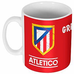 Atletico Madrid Griezmann Mug