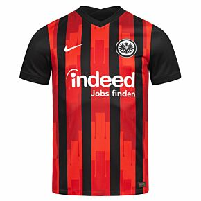 20-21 Eintracht Frankfurt Home Shirt