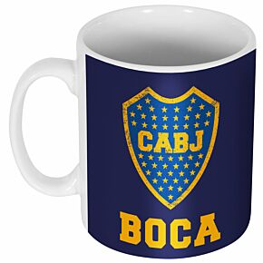 Boca CABJ Crest Mug