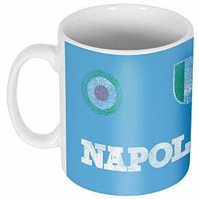 Napoli Maradona 10 Retro Mug