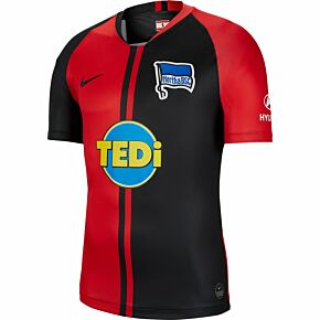 Nike Hertha Berlin Away Jersey 2019-2020