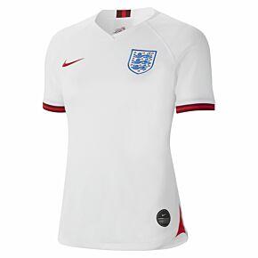 Nike England Womens Home Jersey 2019-2020