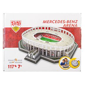 VFB Stuttgart 'Mercedes-Benz Arena' 3D Stadium Puzzle
