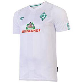 19-20 Werder Bremen Away Shirt - White