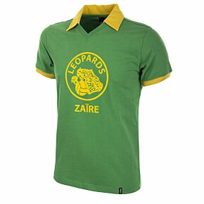 1974 Zaire Home World Cup Retro Shirt