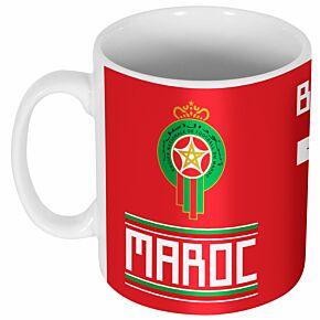Morocco Boufal Team Mug