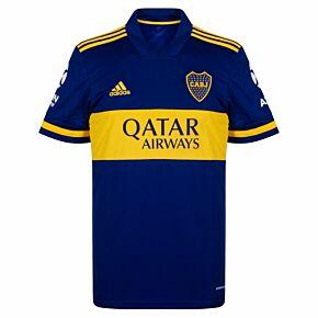 20-21 Boca Juniors Home Shirt