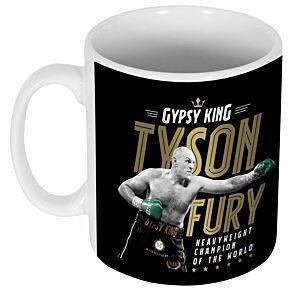 Tyson Fury Heaveyweight Champion Mug