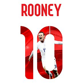 Rooney 10 (Gallery Style)