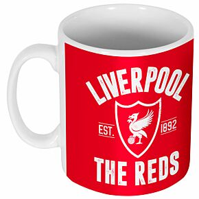 Liverpool Established Ceramic Mug