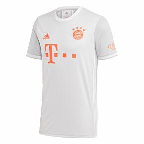 20-21 Bayern Munich Away Shirt