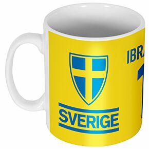 Sweden Ibrahimovic 10 Team Mug