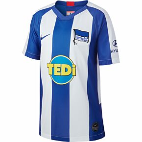 Nike Hertha Berlin KIDS Home Jersey 2019-2020
