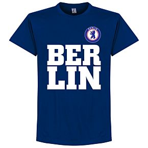 Berlin Text Tee - Ultra