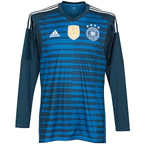 Germany Home Goalkeeper Jersey 2018 / 2019