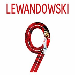 Lewandowski 9 (Gallery Style) 19-20 Poland Cent.