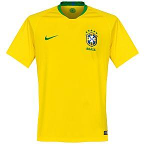 Brazil Home Jersey 2018 / 2019