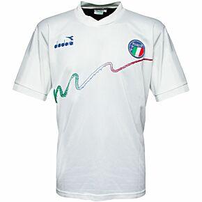 Diadora Italy 1992-1994 Training Shirt S/S - Used Condition (Great) - Very Rare