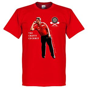 Eric Bristow Tee - Red