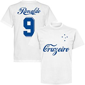 Cruzeiro Team T-shirt - WhiteT-shirt - White