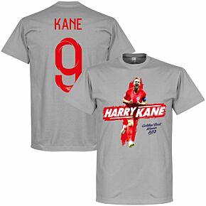 Harry Kane Golden Boot Tee - Grey