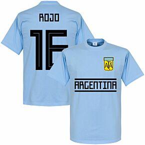 Argentina Rojo 16 Team Tee - Sky
