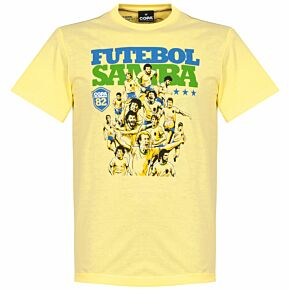 Copa Futebol Samba Tee
