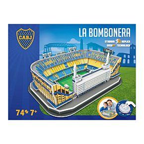 Boca Juniors 'La Bombonera' 3D Puzzle